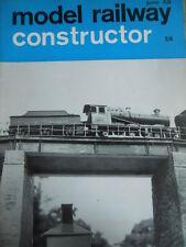 Model Railway Constructor 6 1968