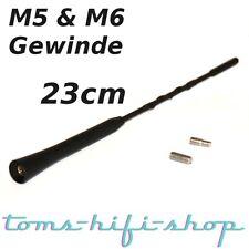 Antenne Stabantenne M5 M6 Antennenstab Dachantenne f Audi BMW Ford Opel Skoda VW