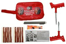 Tyre Repair Kit with 10 Strings & Cement Tube