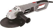 "Hilka MAX 2400w Watt 230mm (9"") Angle Grinder Cut Steel Stone Sand Stone Pavers"