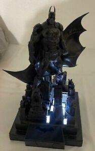 Batman Arkham Knight Light Up Gotham City Collector's Edition Statue.