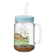 Skater My Neighbor Totoro Cat Bus Salad Jar Lunch Mug 500ml Drink Bottle NEW