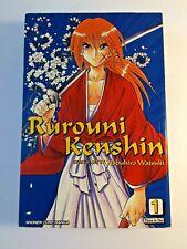 Rurouni Kenshin - Vol.1 - Nobuhiro Watsuki - Paperback