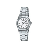 Orologio CASIO mod.LTP-V006D-7BUDF Classic Vintage in donna acciaio day/date