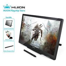Huion GT-220 v2 Black Pen Display 21.5 Inch IPS Tablet Monitor for Windows Mac