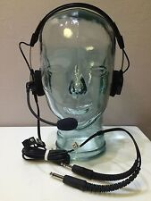 BRAND NEW TELEX AIRMAN 750 HEADSET  64300-200  FULL WARRANTY FREE PRIORITY MAIL