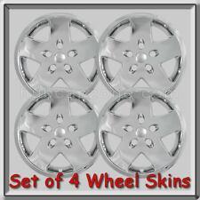2008-2009 Jeep Wrangler JK Wheel Skins Chrome Hubcaps Jeep Cherokee Wheel Covers