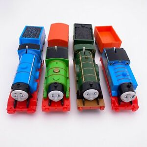 Thomas Trackmaster Train Lot Emily Gordon Percy Thomas Working Motorized Set
