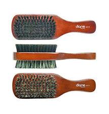 "Diane #D8115 2-sided Club Hair Brush 100% Boar 7"" Long"