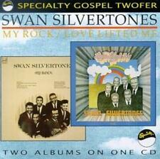 My Rock/Love Lifted Me by The Swan Silvertones (CD, May-1991, Specialty Records)