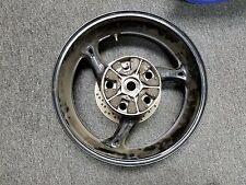 08-12 Suzuki Hayabusa GSX1300R Rear Wheel Rim Straight 64111-15H00-019