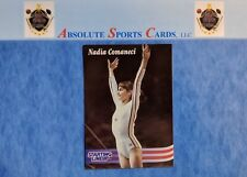 1996 Starting Lineup Timeless Legends   NADIA COMANECI   Card Only   Gymnast