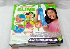 "Cra-Z-Art Nickelodeon Slime 4-in-1 ""Supreme Slime"" Kit 8+"