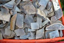 Achat ,Mineral  Rohstein -  Abschnitte -  Mix -  ca. 10 kg