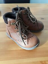 First walkers by George boots boys size 6