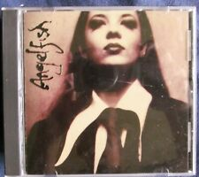 Shirley Manson Angelfish Used CD (crack in case)