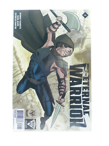 Wrath of the Eternal Warrior #1 Fried Pie Variant VF Free Shipping