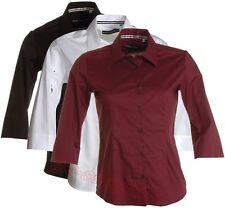 Camicia Manica lunga Payper Lounge cotone Donna Sfiancata L Bianco