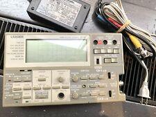 Leader Electronics Model Lcd 200 Digital Dmm Scope Oscilloscope Curve Tracer