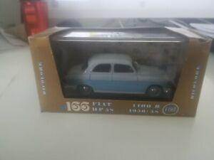 FIAT 1100 B SCALA 1/43