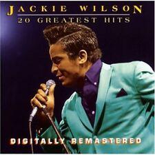 Jackie Wilson - 20 Greatest Hits [New CD]