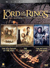 The Lord of the Rings: The Motion Picture Trilogy [Widescreen Edition]