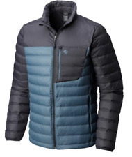 NWT Men's Mountain Hardware Dynotherm Down Jacket 100% AUTHENTIC