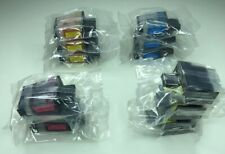 12 x Compatible Ink/Printer Cartridges - LC47/950/LC41/09/900 - New & Sealed