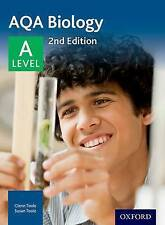 AQA Biology A Level 2nd Edition Student Book - Glenn Toole  9780198351771    NEW