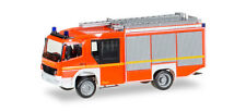 Mb Atego Ziegler Z-Cab HLF 20 Feuerwehr (Pompiers) - Herpa - Echelle 1/87 - HO
