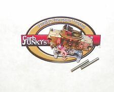 Edelbrock Carter Weber AFB AVS NOS Float Pins 2 Two STEEL