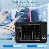 Tiny Spectrum Analyzer TinySA 2,8-Zoll-Bildschirm 100 kHz 960 mit Akku V H2S7
