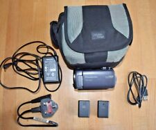 Panasonic HDC-SD41 Full HD Digital Video Camcorder Recorder; Bag; Charger;Cables