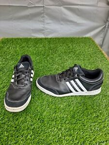 Men's Adidas Spikless Waterproof Golf Shoes - Size UK 9