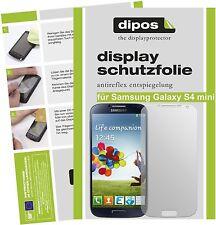 2x dipos Samsung Galaxy S4 mini matte Displayschutzfolie Antireflex Testsieger