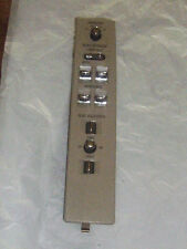 #5516 CADILLAC DEVILLE 94 95 96  OEM MASTER WINDOW CONTROL SWITCH PANEL UNIT