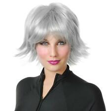 Weather Witch Super Hero Storm Costume Wig Lightning Costume Comic Con Ororo