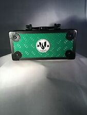 "Vatra Lock N Load Case Green, 6.5 x 3"" x 3"" water Hookah case Camera, pipe case"