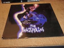 The Whispering Laserdisc Death Calls Quietly LD
