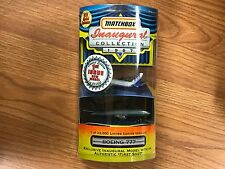 MATCHBOX INAUGURAL COLLECTION 1997 BOEING 777 LIMITED EDITION