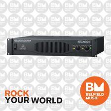 Behringer Europower EP4000 Power Amplifier EP-4000 Amp - BNIB - Belfield Music