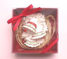 Moule Silicone Cloche Fleur Thème Noël pour Pâte Polymère Fimo Platre Savon Cire