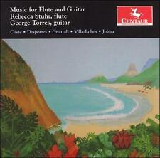Music for Flute & Guitar, New Music