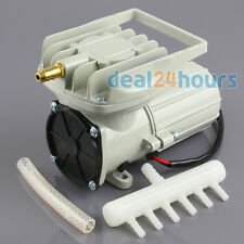 DC12V 70L Permanent Air Compressor Pump Fish Tank Pond Aquarium Inflated Aerator