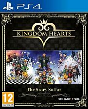 Kingdom Hearts The Story So Fa - Playstation 4 - Juego Físico - Nuevo Precintado