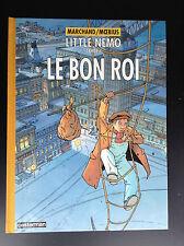 Little Nemo Le bon roi Marchand Moebius avec ex libris 150 ex PR NEUF