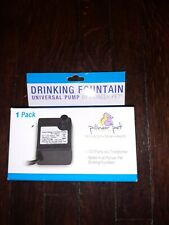 Pioneer Pet Fountain Universal Pump 12V Replacement