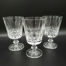 Cavan INNISFREE 3 Water Goblets EXCELLENT