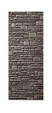 Peco NB-40 4 X Stone Walling Feuilles 63mm X 125mm Gris Lot PLASTIQUE 'N'
