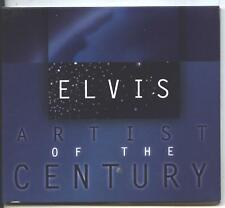 Elvis presley -artist of the century  ultra rare promo